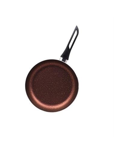 Papilla Papilla Rosetta Çikolata Gold 28Cm Tava Renkli